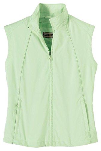 Womens Full Zip Wind Vest - 3
