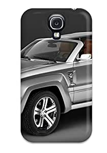 Slim Fit Tpu Protector Shock Absorbent Bumper Vehicles Car Case For Galaxy S4