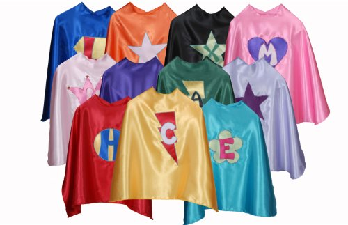 Superfly Kids Personalized Superhero Cape