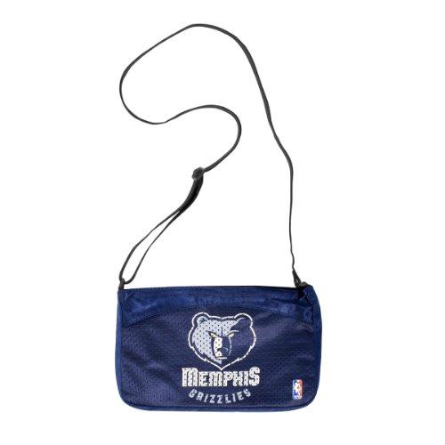 NBA Memphis Grizzlies Jersey Mini Purse by Littlearth