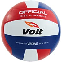 Voit V5RWB Rubber Volleyball