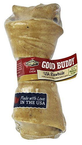 Castor & Pollux - Good Buddy USA Rawhide 6-7 Inch Bone - 1 Pack
