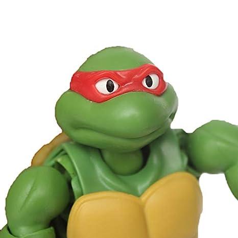 CMBJX Estatua de Juguete Modelo de Anime Personaje Tortugas ...