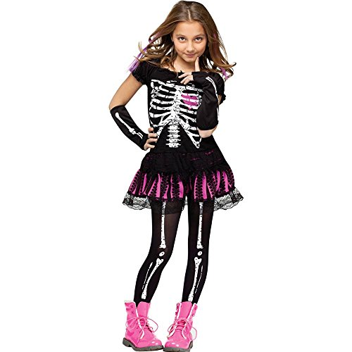 Fun World 112562 Skelly Costume