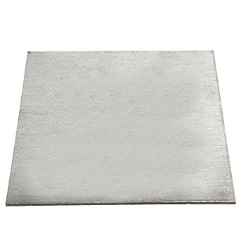100X100X1 2mm Grade 5 Titanium Armor Sheet Plate 3 53X3 53X0 04in