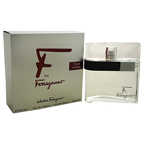 F Pour Homme by Salvatore Ferragamo 100ml 3.4oz EDT Spray