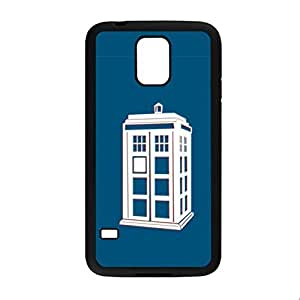 Generic Proctecion Phone Cases For Kids Design With Tardis For Samsung Galaxy S5 Choose Design 17