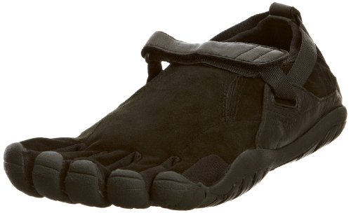 Vibram FiveFingers KSO Trek Trail Shoes - 7.5 - Black