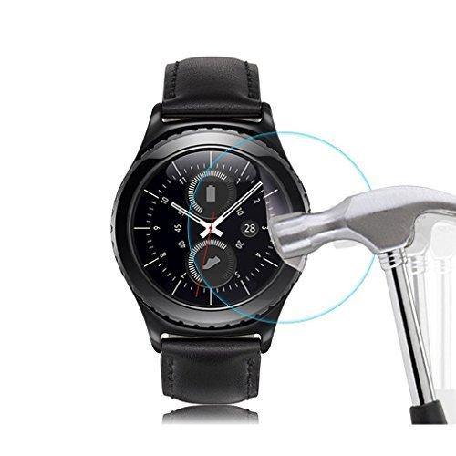 2-pack-anti-fingerprint-gear-s2-screen-protector-wimaha-tempered-glass-samsung-gear-s2-gear-s2-class