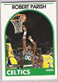Robert Parish (HOF) 1989-90 NBA Hoops Card #185 (Boston Celtics)