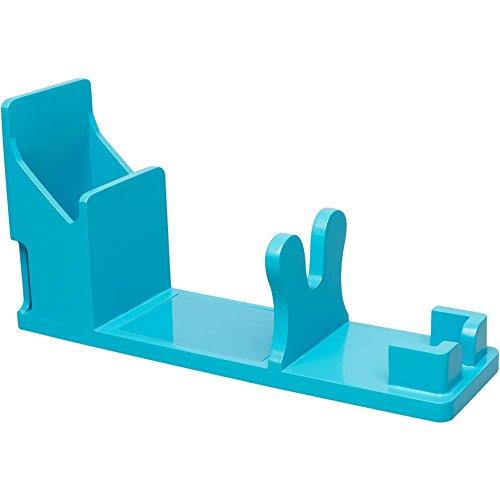 Hot Glue Gun Holder-Turquoise
