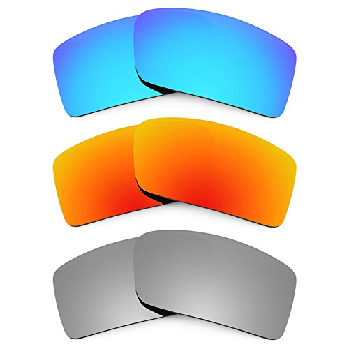 Revant Replacement Lenses for Oakley Gascan Small 3 Pair ...
