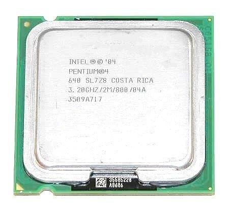 Intel Pentium 4 641 3.2GHz 800MHz 2MB Socket 775 (Intel Pentium 4 Lga775 Package)