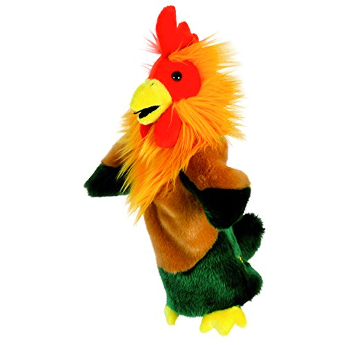 The Puppet Company Long-Sleeves Cockerel Hand Puppet