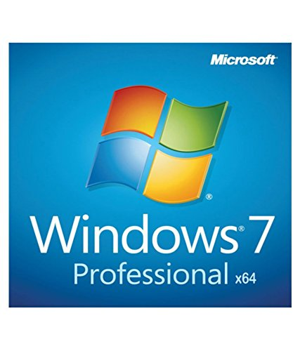 Windows 7 Professional 64 Bit Oem  English Dvd