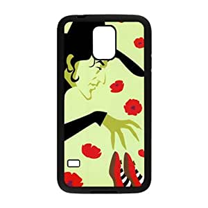 Happy Wizard of oz wicked witch Cell Phone Case for Samsung Galaxy S5