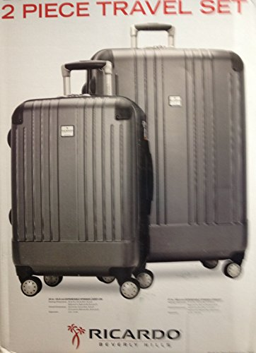 ricardo-beverly-hills-lightweight-polycarbonate-2-piece-travel-set-black