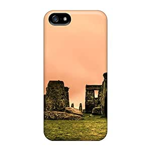 Awesome Design Stonehenge Hard For Iphone 5C Phone Case Cover