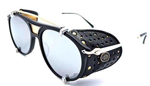 68620d55274 Amazon.com  Matsuda M2031 limited edition sunglasses with removable side  shields  Clothing