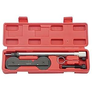 t10171 a herramientas de reparación de motor maletín con juego de herramientas para VW Audi 1.2, 1.4 TFSI, 1.4, 1.6 FSi - Cadena Disco: Amazon.es: Coche y ...