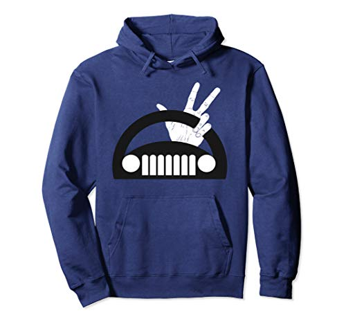 - The Jeep Wave You Get It or You Don't Sweatshirt