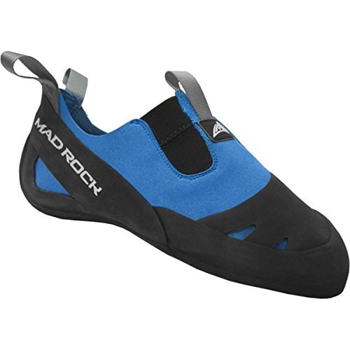 Mad Rock Remora Climbing Shoe - Men's Blue 10.5 by Mad Rock