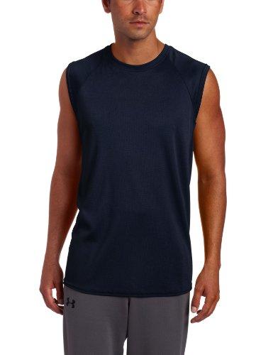 - Russell Athletic Men's Dri-Power Raglan Muscle, Navy, Medium