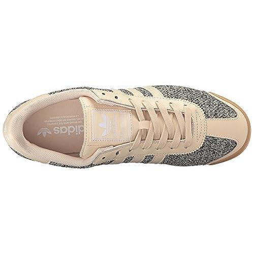 buy popular 38d5b 85eba on sale adidas Originals Women s Shoes   Samoa Tex Fashion Sneakers, Linen  Khaki Linen Gum