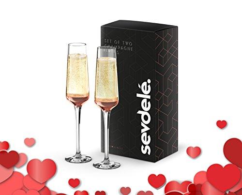 Champagne Glasses (Sevdele