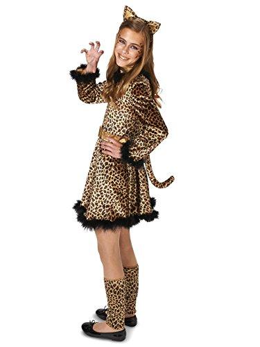 Costumes Tween Leopard (Leopard Dress Tween Costume Juniors)