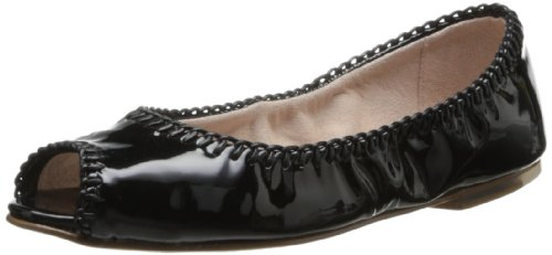 Bloch London Womens Victoire Ballet Flat Black