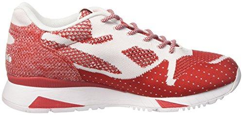 Weave Sneaker V7000 Diadora Rosso Rosso Borealebianco Uomo II 4wa515q7