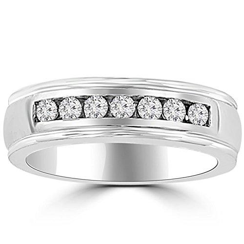 Madina Jewelry 0.66 ct Men