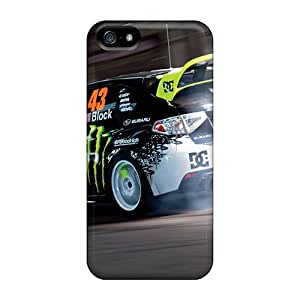 QHU8612oPZV Anti-scratch Cases Covers SherrilClaudette Protective Ken Block Gymkhana 2 Cases For Iphone 5/5s