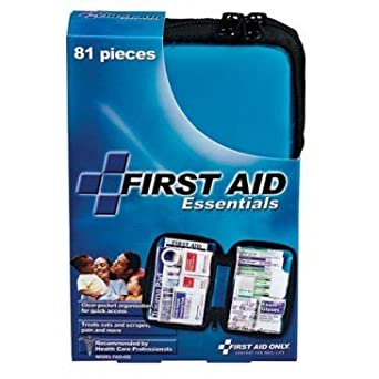 81-Piece First-Aid Kit - SOFT CASE