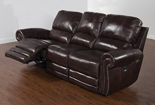 Sunny Designs 5003bu L3p Colorado Dual Power Recliner Sofa Buy