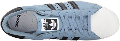 Tactile Black Superstar Men's adidas Originals White Blue fFwAfzq