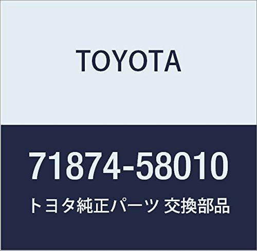 TOYOTA Genuine 71874-58010 Seat Cushion Shield