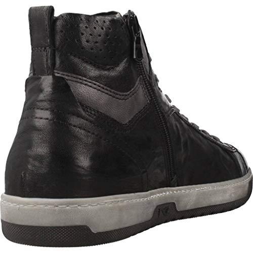 Scarpe 0490 Sneakers Uomo Giardini A800490u Nero BqxE77