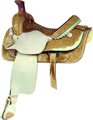 Billy Cook Half Breed Lady Roper Saddle