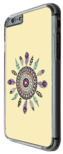 1170 - Feathers Fun Lucky Sharm Evil Eye Design For iphone 4 4S Fashion Trend CASE Back COVER Plastic&Thin Metal -Clear