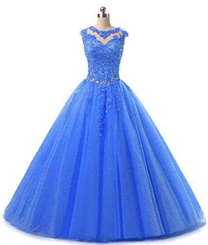 Quinceanera Prom Gowns - 5