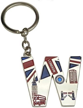 Amazon.com: London landmark Souvenir letras del alfabeto ...