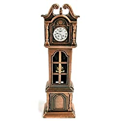 Grandfather Clock Die Cast Metal Collectible Pencil Sharpener