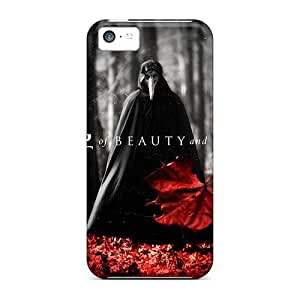 Shock-Absorbing Hard Phone Cases For Iphone 5c With Unique Design High-definition Papa Roach Skin PhilHolmes
