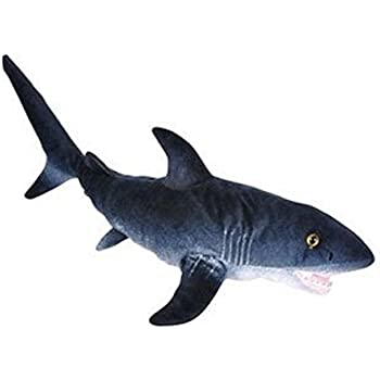 Adventure Planet Plush - PRINTED GREAT WHITE SHARK (24 inch)