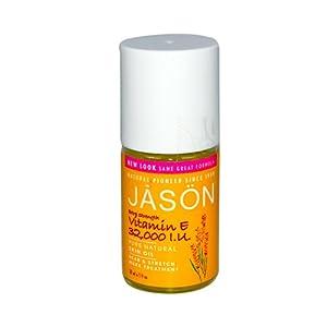 Jason Vitamin E Pure Beauty Oil - 32000 IU - 1 fl oz Jason Vitamin E Pure Beauty Oil - 32000 IU - 1