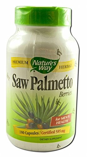 Natures Way Saw Palmetto Berry