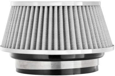 8168 - Spectre 8168 Universal Air Filter - White, Cotton Gauze, Washable, Universal