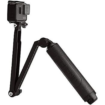 TELESIN Waterproof Extension Pole with Tripod, Multi-functional 3 Way Handheld Grip Telescopic Selfie Stick Adjustable Monopod for Gopro Hero 6 5 4 3,Xiao Yi,SJCAM